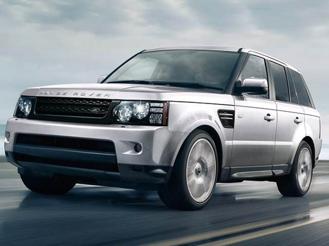 Highest Horsepower SUVS of 2013 - 2013 Land Rover Range Rover Sport
