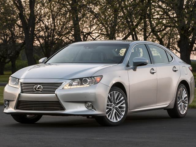 Top Expert Rated Luxury Vehicles of 2013 - 2013 Lexus ES