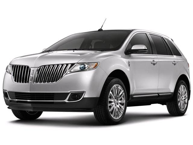 Top Consumer Rated Crossovers of 2013 - 2013 Lincoln MKX