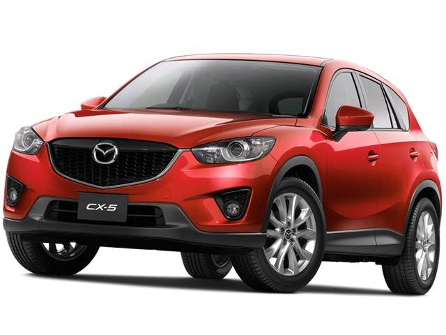 Most Fuel Efficient SUVS of 2013 - 2013 Mazda CX-5