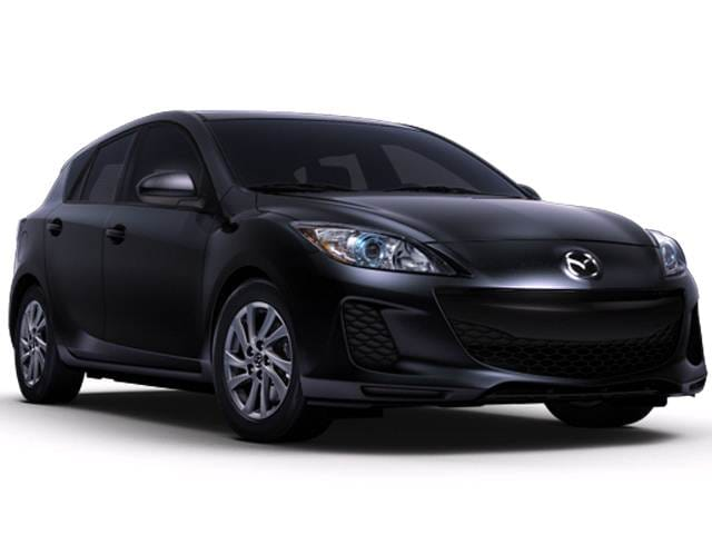Most Popular Hatchbacks of 2013 - 2013 MAZDA MAZDA3
