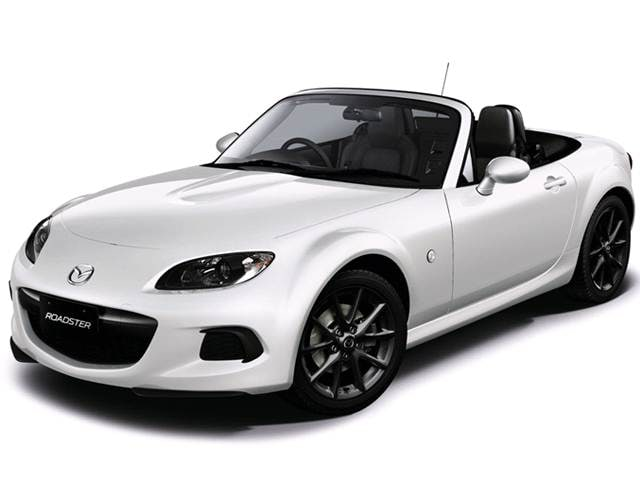 Top Expert Rated Coupes of 2013 - 2013 Mazda MX-5 Miata