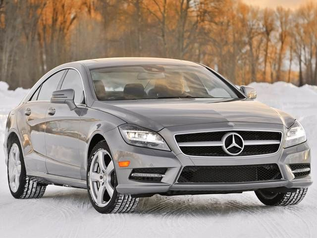 Top Expert Rated Coupes of 2013 - 2013 Mercedes-Benz CLS-Class