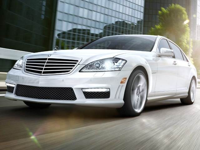 Highest Horsepower Sedans of 2013 - 2013 Mercedes-Benz S-Class