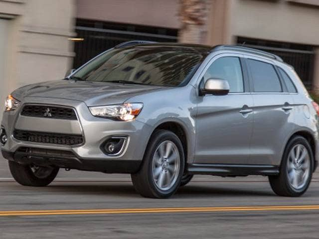 Most Fuel Efficient SUVS of 2013 - 2013 Mitsubishi Outlander Sport