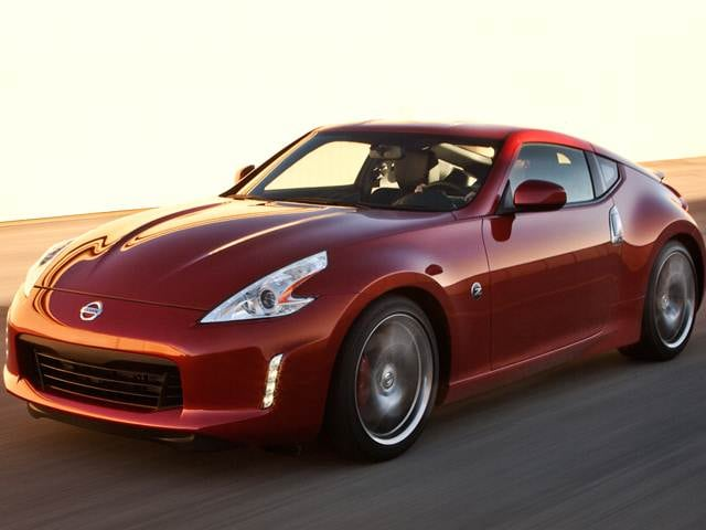 Top Consumer Rated Hatchbacks of 2013 - 2013 Nissan 370Z