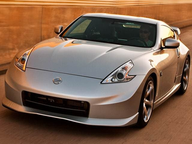 Highest Horsepower Hatchbacks of 2013 - 2013 Nissan 370Z