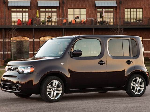 Most Fuel Efficient Wagons of 2013 - 2013 Nissan cube