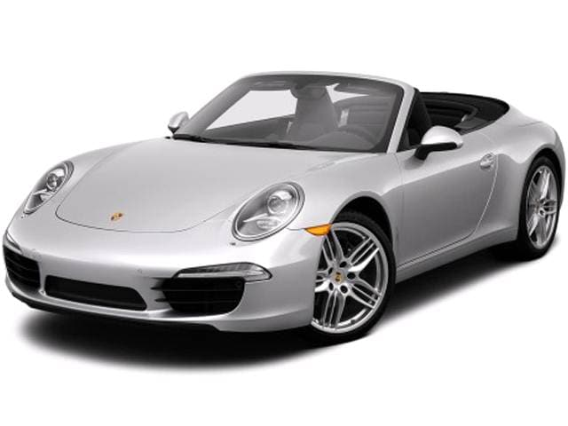 Highest Horsepower Convertibles of 2013 - 2013 Porsche 911