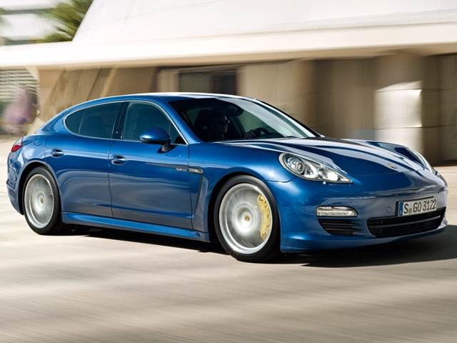 Top Consumer Rated Hybrids of 2013 - 2013 Porsche Panamera
