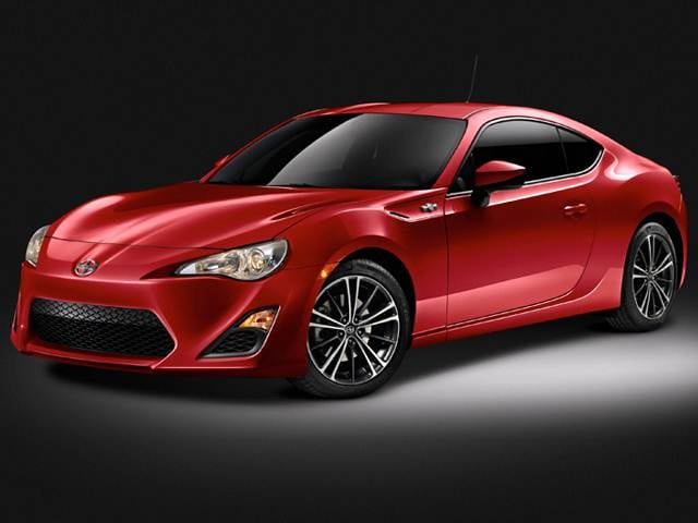 Top Expert Rated Coupes of 2013 - 2013 Scion FR-S