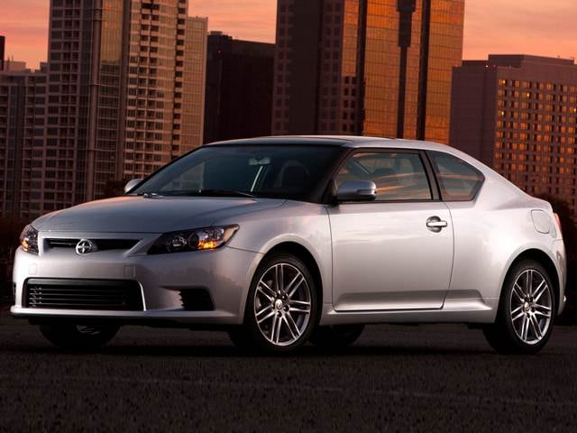 Best Safety Rated Coupes of 2013 - 2013 Scion tC