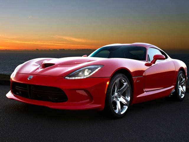 Highest Horsepower Coupes of 2013 - 2013 SRT Viper