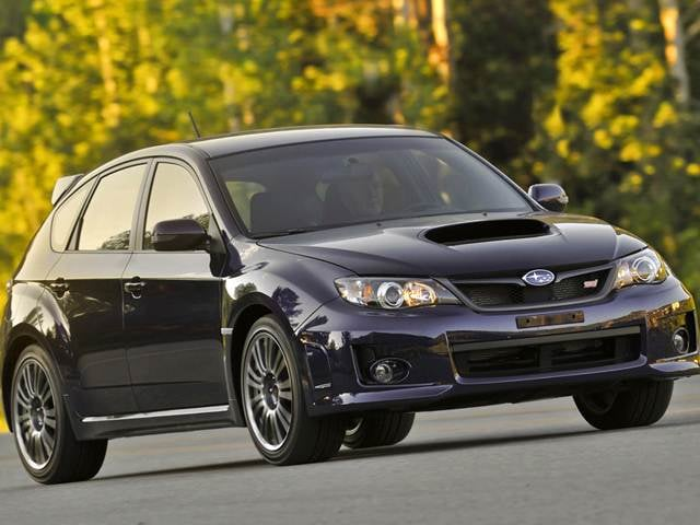 Highest Horsepower Wagons of 2013 - 2013 Subaru Impreza