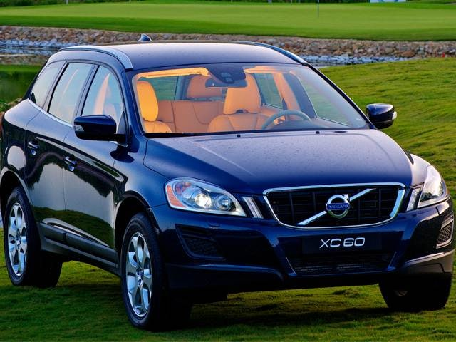 Best Safety Rated SUVS of 2013 - 2013 Volvo XC60
