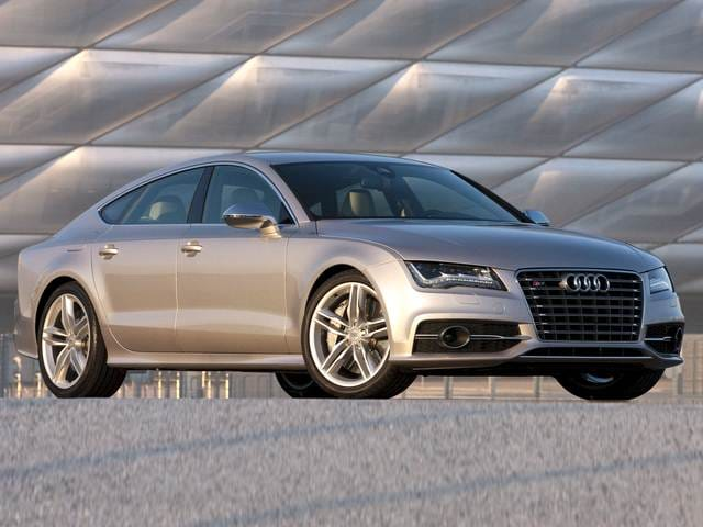 Highest Horsepower Hatchbacks of 2014 - 2014 Audi S7