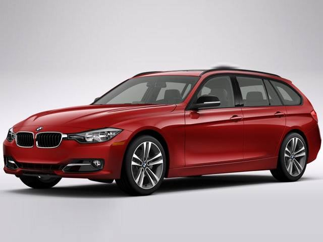 Most Popular Wagons of 2014 - 2014 BMW 3 Series