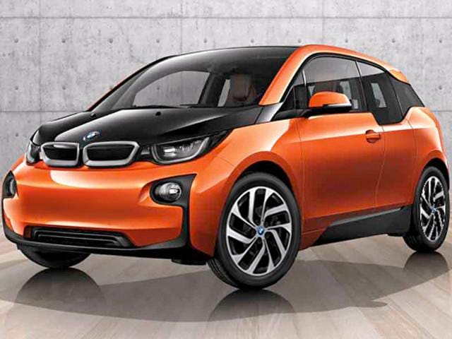 Highest Horsepower Electric Cars of 2014 - 2014 BMW i3