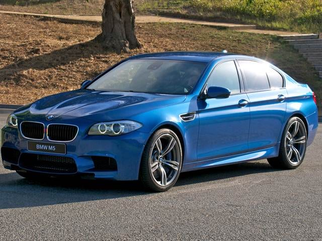 Top Consumer Rated Luxury Vehicles of 2014 - 2014 BMW M5