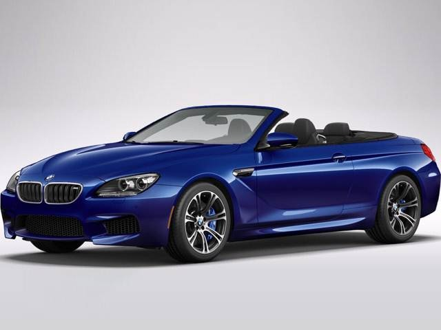Top Consumer Rated Convertibles of 2014 - 2014 BMW M6