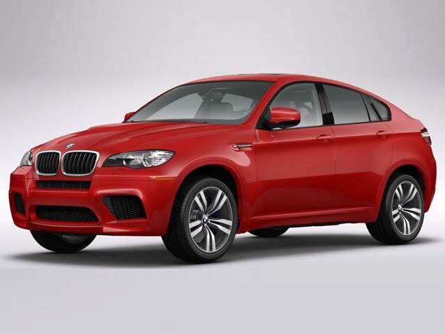 Top Consumer Rated SUVS of 2014 - 2014 BMW X6 M