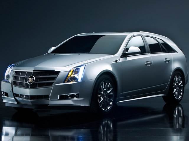 Best Safety Rated Wagons of 2014 - 2014 Cadillac CTS