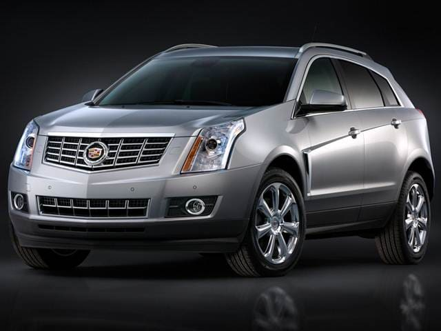 Most Popular Luxury Vehicles of 2014 - 2014 Cadillac SRX