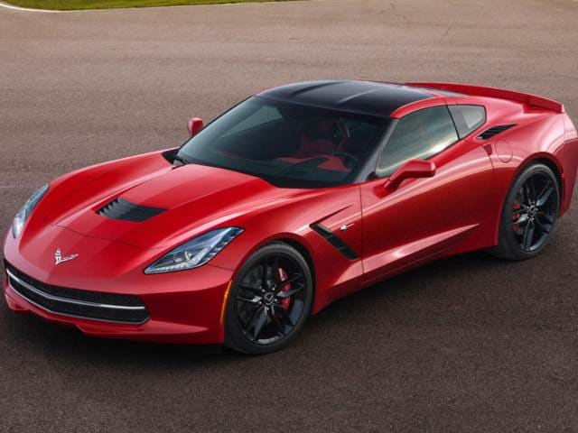 Highest Horsepower Hatchbacks of 2014 - 2014 Chevrolet Corvette