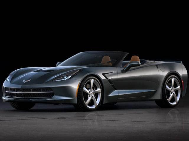 Top Consumer Rated Convertibles of 2014 - 2014 Chevrolet Corvette
