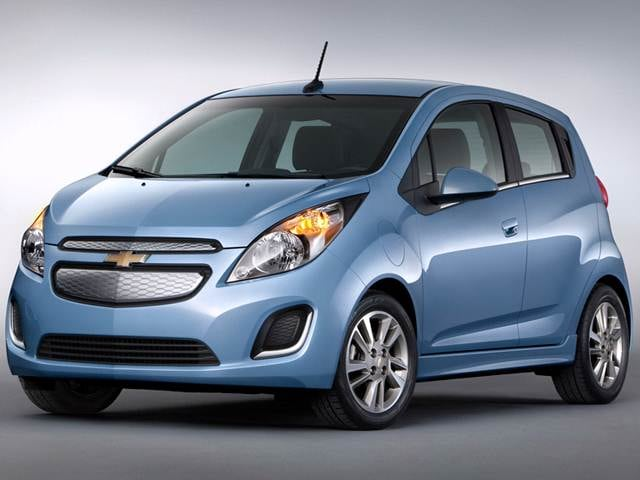 Top Consumer Rated Electric Cars of 2014 - 2014 Chevrolet Spark EV