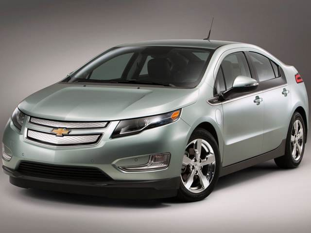 Top Consumer Rated Electric Cars of 2014 - 2014 Chevrolet Volt