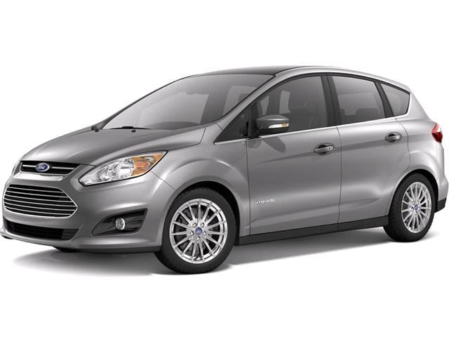 Most Fuel Efficient Wagons of 2014 - 2014 Ford C-MAX Hybrid