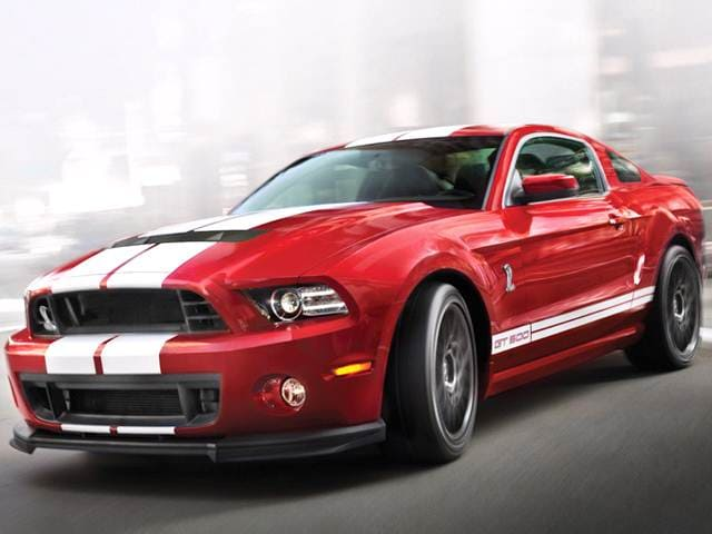 Highest Horsepower Coupes of 2014 - 2014 Ford Mustang