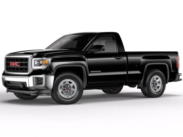 Top Expert Rated Trucks of 2014 - 2014 GMC Sierra 1500 Regular Cab