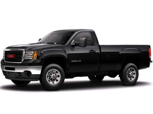 Most Popular Trucks of 2014 - 2014 GMC Sierra 3500 HD Regular Cab