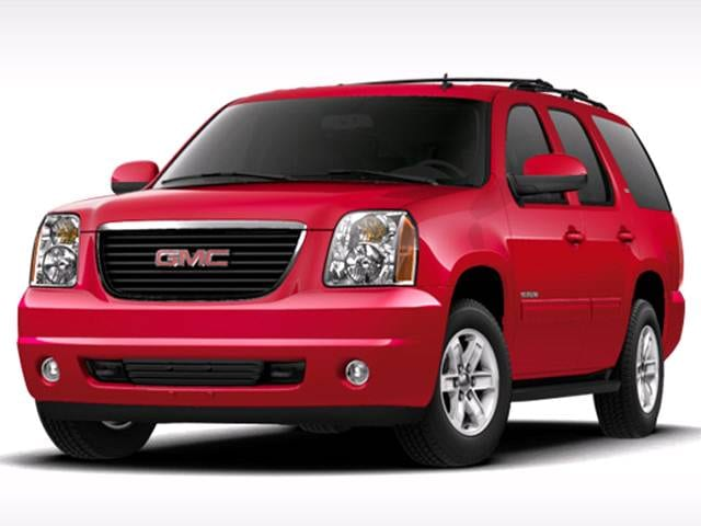 Most Popular SUVS of 2014 - 2014 GMC Yukon