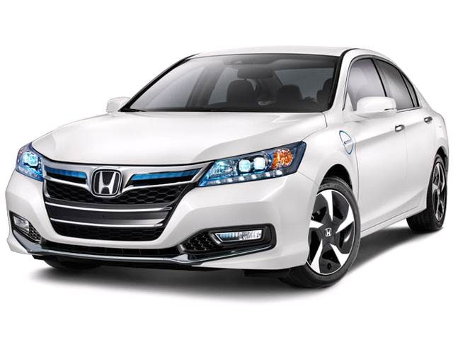 Most Popular Electric Cars of 2014 - 2014 Honda Accord