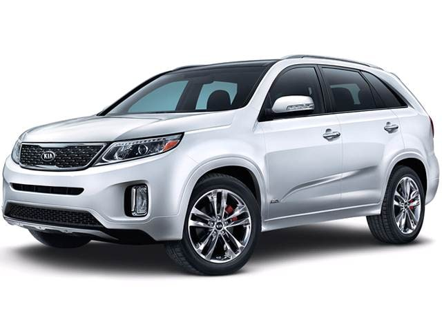 Best Safety Rated SUVS of 2014 - 2014 Kia Sorento