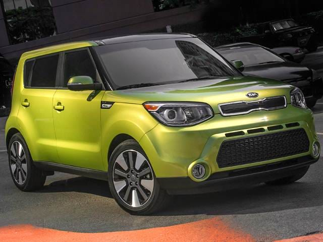 Best Safety Rated Wagons of 2014 - 2014 Kia Soul
