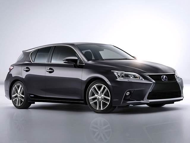 Top Consumer Rated Hatchbacks of 2014 - 2014 Lexus CT