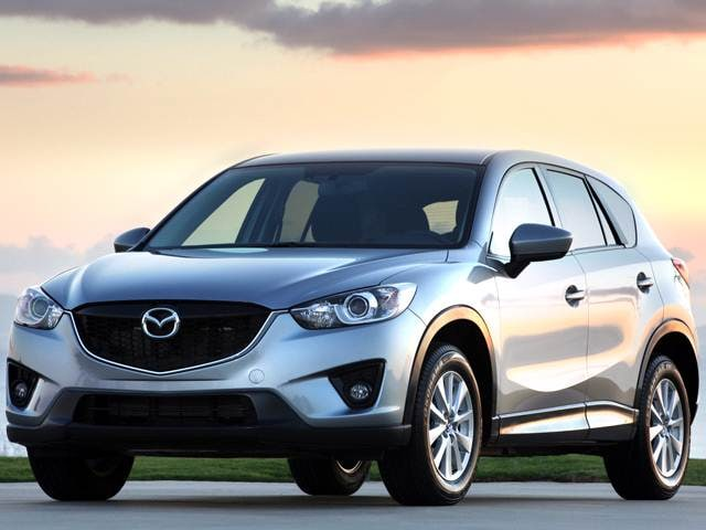 Most Fuel Efficient Crossovers of 2014 - 2014 MAZDA CX-5
