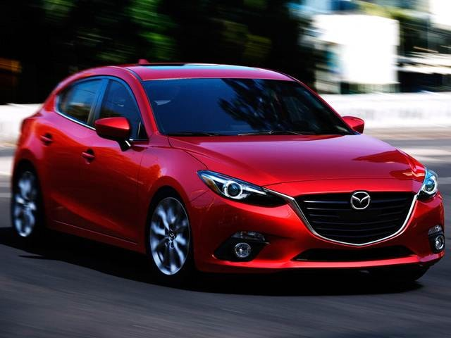 Top Expert Rated Hatchbacks of 2014 - 2014 MAZDA MAZDA3