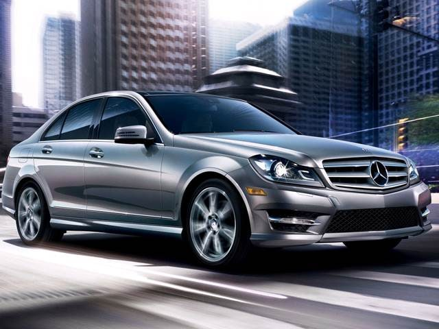 Most Popular Luxury Vehicles of 2014 - 2014 Mercedes-Benz C-Class