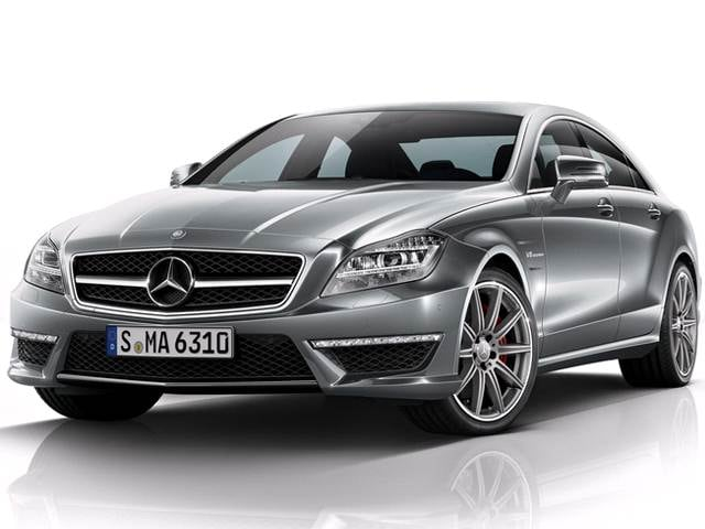 Highest Horsepower Sedans of 2014 - 2014 Mercedes-Benz CLS-Class