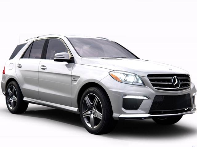 Highest Horsepower Crossovers of 2014 - 2014 Mercedes-Benz M-Class