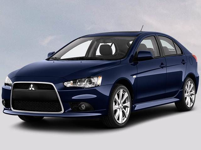 Most Popular Hatchbacks of 2014 - 2014 Mitsubishi Lancer