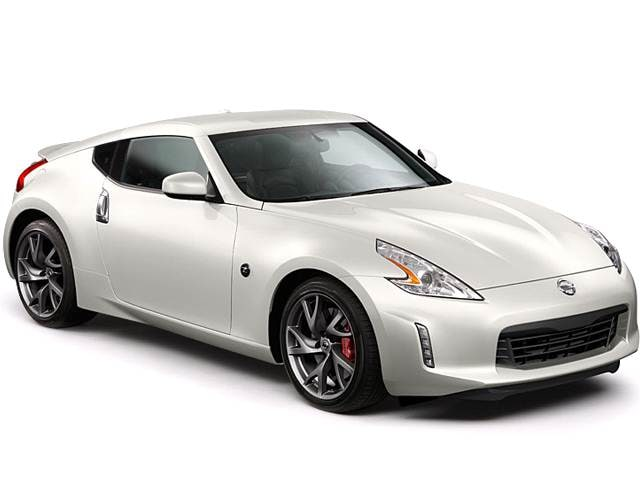 Top Consumer Rated Hatchbacks of 2014 - 2014 Nissan 370Z