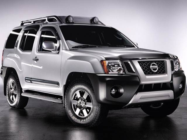 Most Popular SUVS of 2014 - 2014 Nissan Xterra