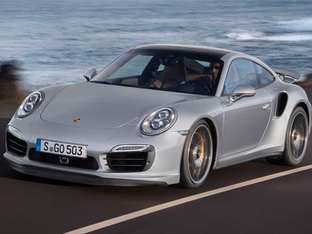 Top Consumer Rated Luxury Vehicles of 2014 - 2014 Porsche 911
