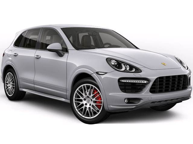Highest Horsepower Crossovers of 2014 - 2014 Porsche Cayenne